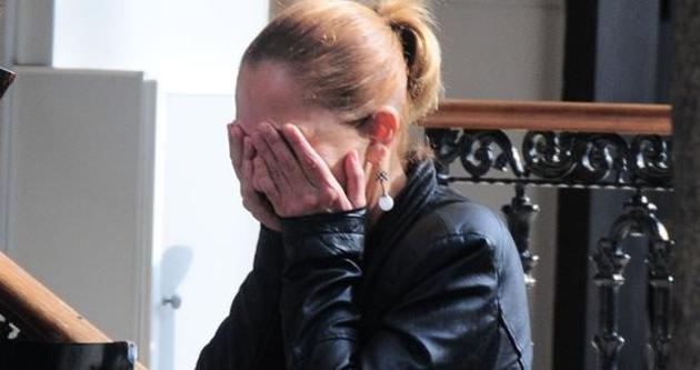 Sertab Erener'i ağlatan destek