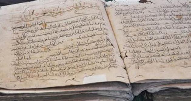 Almanya'daki Kur'an'la ilgili tarihi detay!