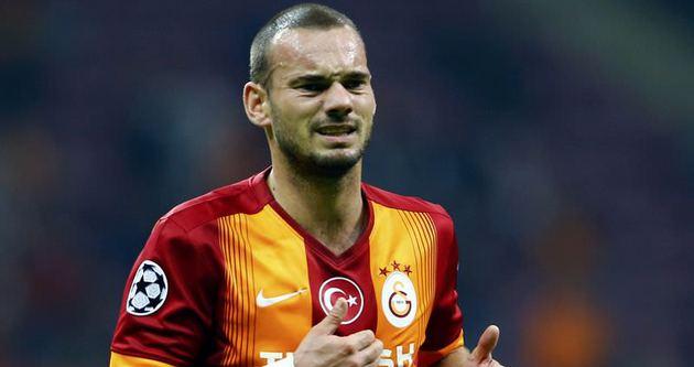 Sneijder'in korkusu yok