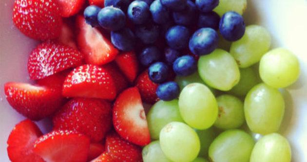 Bu meyveler hücre hasarlarını azaltıyor