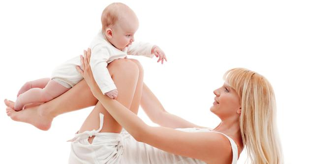 Doğum sonrası eski vücudunuzu geri kazanabilirsiniz !