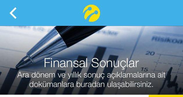 Turkcell'deki gelişmeler yatırımcının cebinde