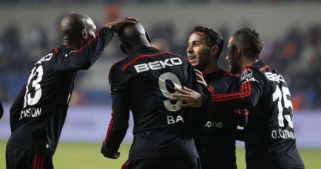 Beşiktaş - Kasımpaşa maçı Fatih Terim Stadı'nda