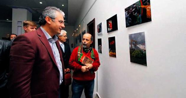 Fotoğrafın kalbi Karşıyaka'da attı