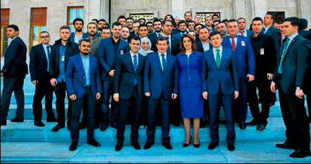 AK Gençlik Ankara'ya çıkarma yaptı