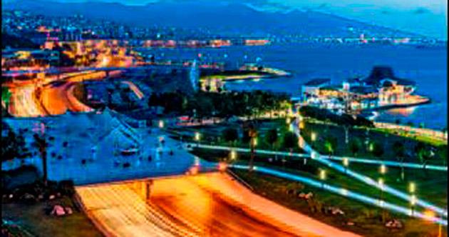 Akdeniz İzmir'de buluşuyor