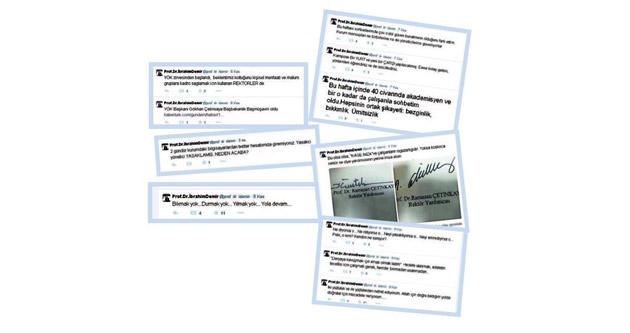 AÜ'de Twitter yasağı