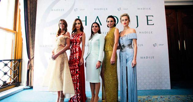 Türk modası Hadije ile dünyaya açılıyor