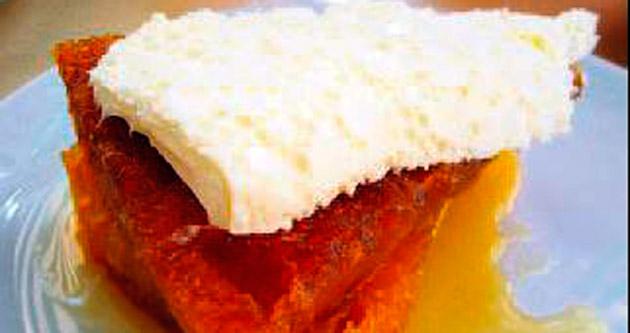 Neymar'a özel ekmek kadayıfı