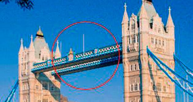 Köprü turizmine camdan destek