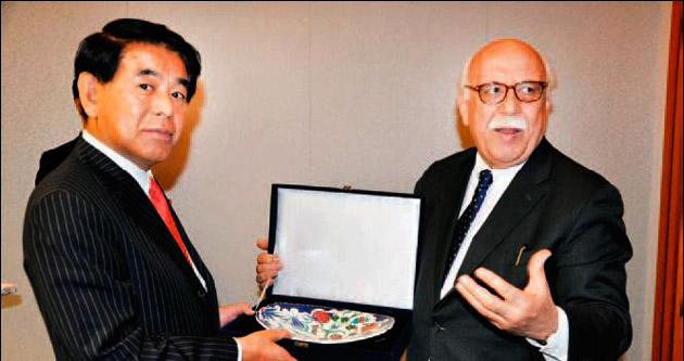 Ertuğrul faciası Japon müfredatına girecek