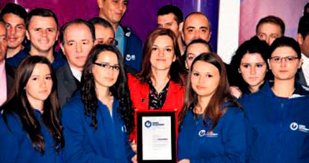 Kosovalı gençlere istihdam desteği