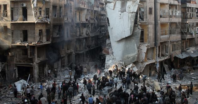 Halep'in düşmesine hazır mıyız