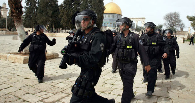 İsrailli polis tutuklandı