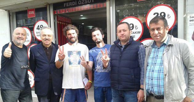 Türkiye yollarında bir barış elçisi