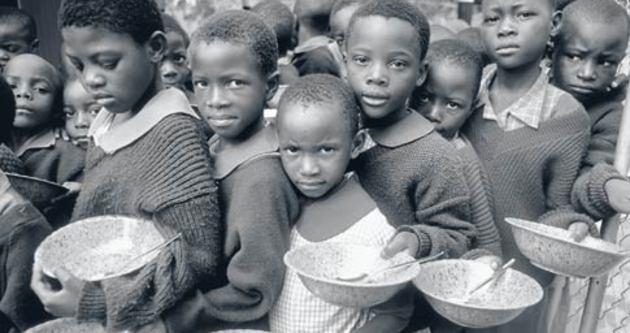 Yoksulluk Çadlıları sokağa döktü