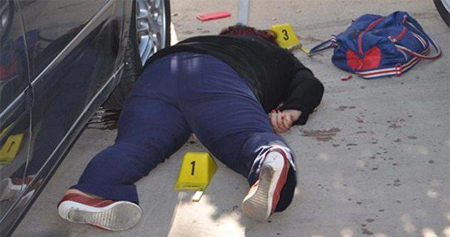 Ayrılmak isteyen kız arkadaşını tüfekle öldürdü