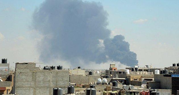 Libya'da bombalı saldırılar