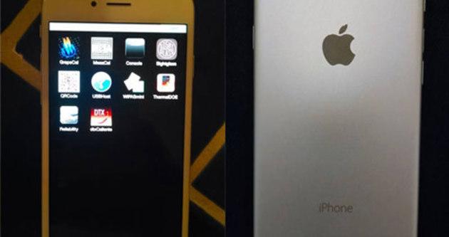 Tamamlanmamış iPhone'a 11 bin dolar