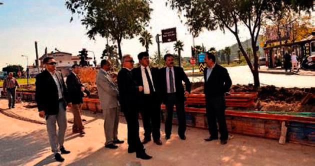 Başkan Gül'den Göynük'e yakın ilgi