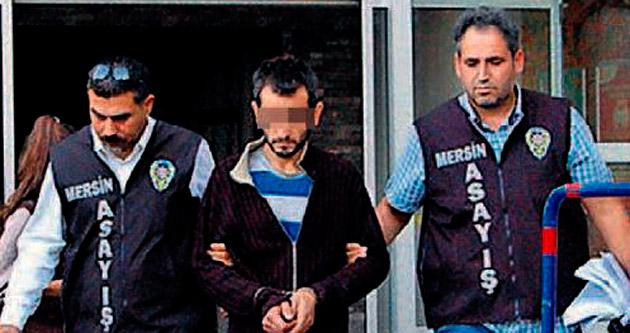Mersin'de cami hırsızı yakalandı