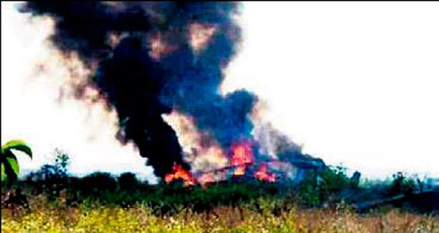 Azerbaycan, Ermeni helikopterini düşürdü