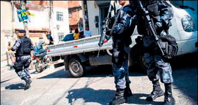 Polis her gün 6 kişiyi öldürüyor