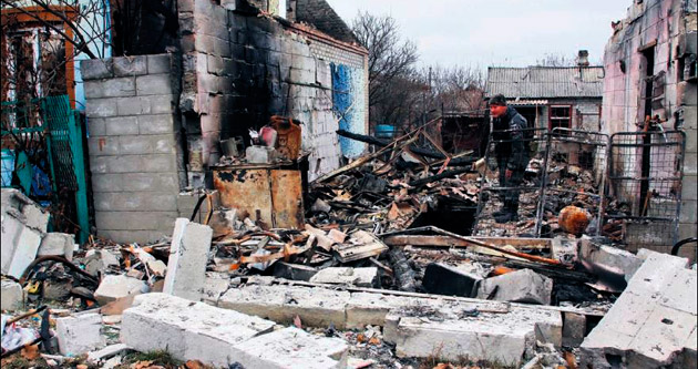 NATO: Rus tankları Ukrayna'ya girdi