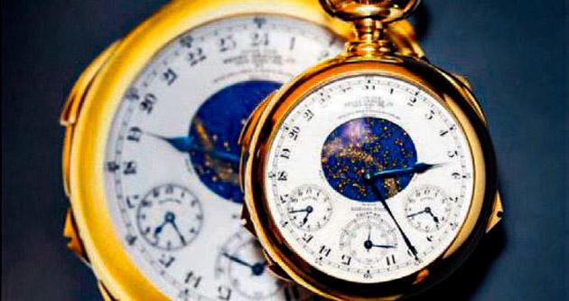 Dünyanın en pahalı saati: 24 milyon $