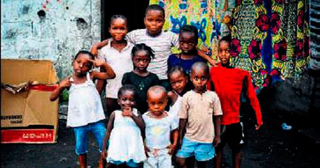 Ebola yetimleri sokaklarda kaldı