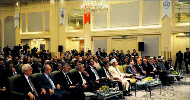 'İsrail ve IŞİD ruh ikizidir'