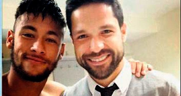 Diego'ya hayranım