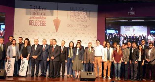TOKİ şehirlerimizi geleceğin Türkiye'sine taşıyacak