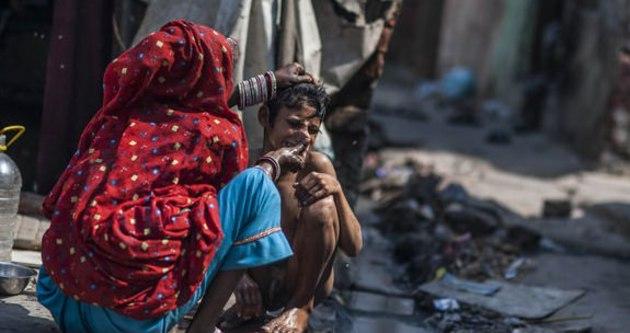 Hindistan'da sağlık skandalı