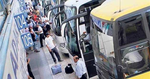 Otobüs bileti alırken18 yaş şartı