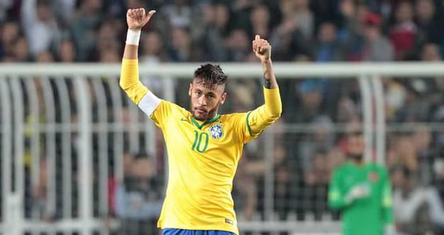 Neymar: Türkiye'yi kalbime kazıdım
