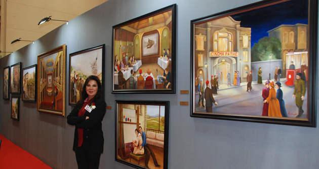 11 tablo eşliğinde Türk Sineması