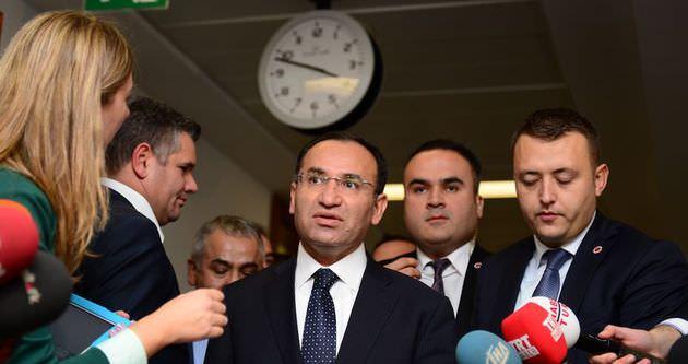 Bozdağ Kobani eylemlerinin adli sicil karnesini açıkladı