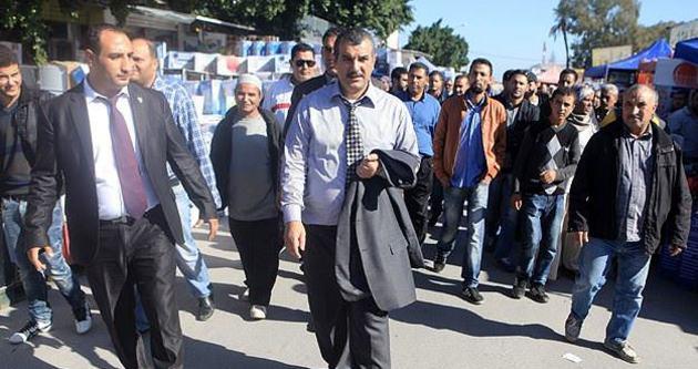 Tunus cumhurbaşkanı adayı birlik mesajı verdi