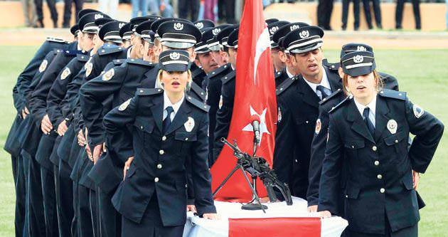 Polisler de KPSS ile alınacak!