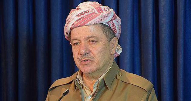 Barzani'den çözüm sürecine övgü