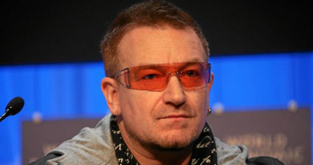 U2'nun solisti Bono ölümden döndü