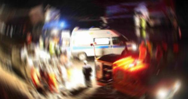 Şanlıurfa'da kamyon ile minibüs çarpıştı
