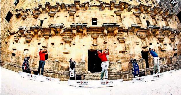 Golfçüler Antalya İçin topa vuruyor