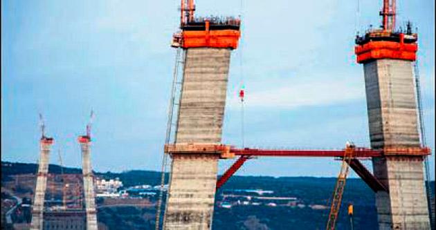 3. Köprü 29 Ekim 2015'te açılacak