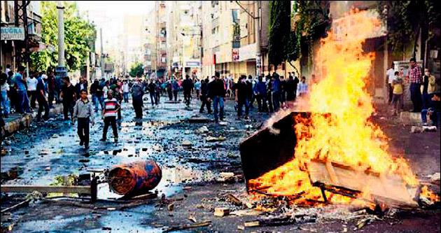Kampusa PKK neşteri