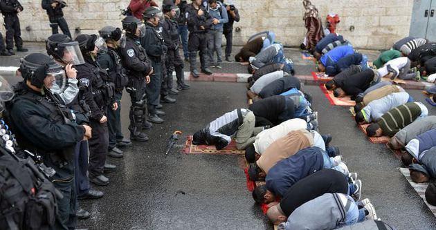 İsrail'in Mescid-i Aksa yasağı kalkıyor