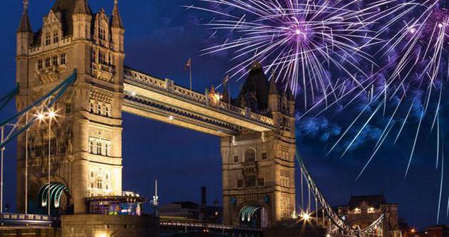Londra'da yılbaşı turlarına hazır mısınız?