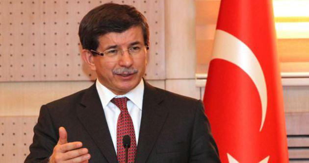 Başbakan Ahmet Davutoğlu'ndan istifa yorumu