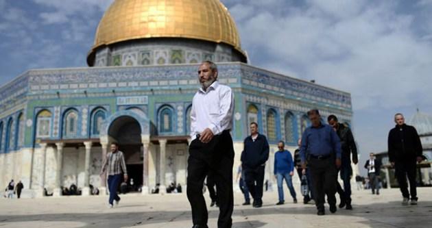 Mescid-i Aksa'ya Filistinli akını